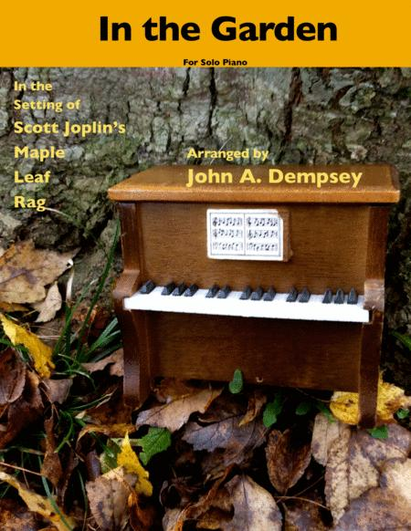 In the Garden / Maple Leaf Rag (Piano Solo)