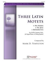 Three Latin Motets