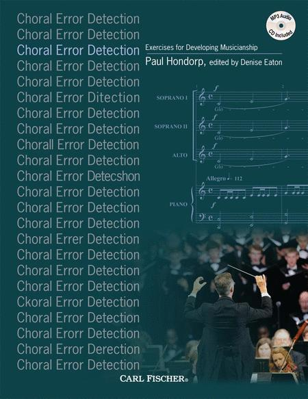 Choral Error Detection
