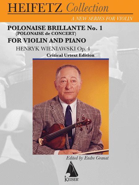 Polonaise Brillante No. 1 (Polonaise de Concert), Op. 4
