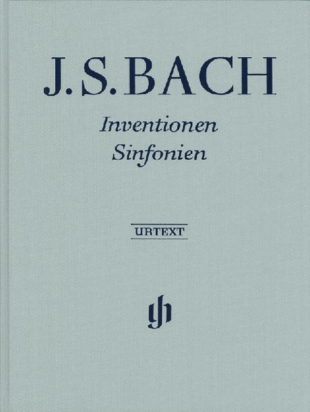 Inventions and Sinfonias