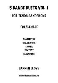 Tenor Saxophone Duets Vol 2