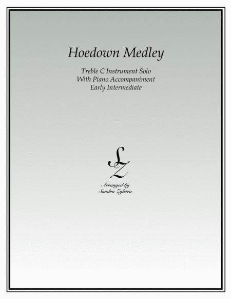 Hoedown Medley (treble C instrument solo)