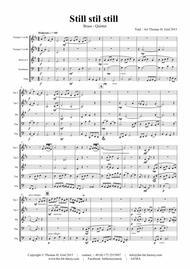 Still Still Still - Christmas song - Brass Quintet