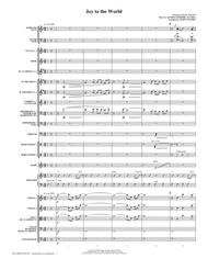 We Come With Joy Orchestration - Full Score