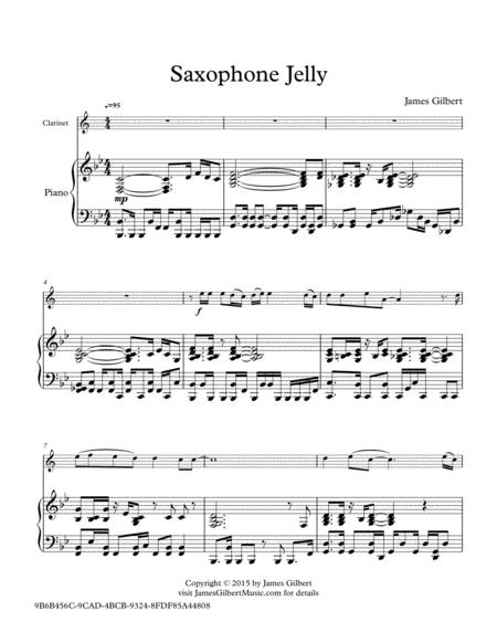 Saxophone Jelly