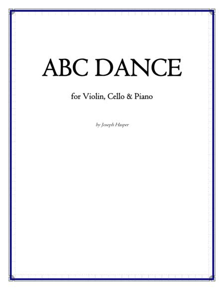 ABC Dance (Piano Trio)