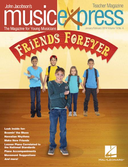 Friends Forever Vol. 14 No. 4