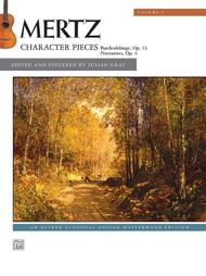 Mertz -- Character Pieces, Volume 1