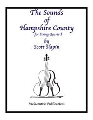 The Sounds of Hampshire County for String Quartet or String Orchestra