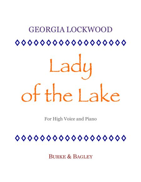 Preview Lady Of The Lake By Georgia Lockwood (S0 47799) - Sheet