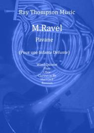 Download Ravel Pavane Pour Une Infante Defunte Pavane For A Dead