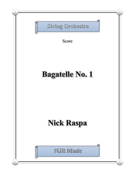 Bagatelle No. 1 - Full Set