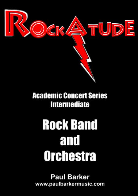 RockAtude (Score and Parts)