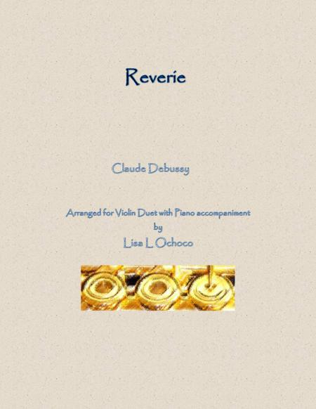 Reverie for Violin Duet and Piano