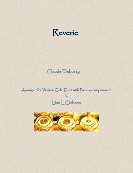 Reverie for Violin & Cello Duet with Piano