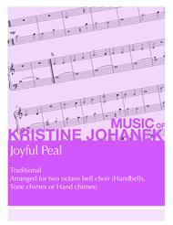 Joyful Peal (2 Octave handbells, Tone Chimes or Hand Chimes)