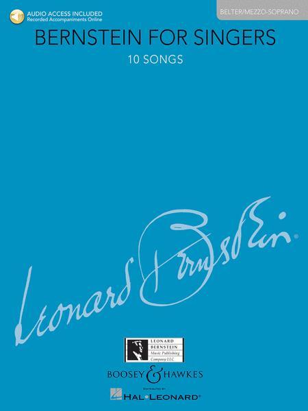 Bernstein for Singers - Belter/Mezzo-Soprano