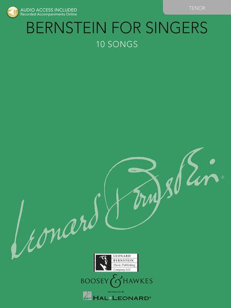 Bernstein for Singers - Tenor