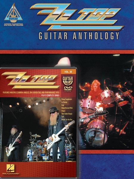 ZZ Top Guitar Pack