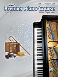 Premier Piano Course -- Jazz, Rags & Blues, Book 6