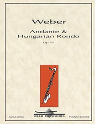 Andante & Hungarian Rondo