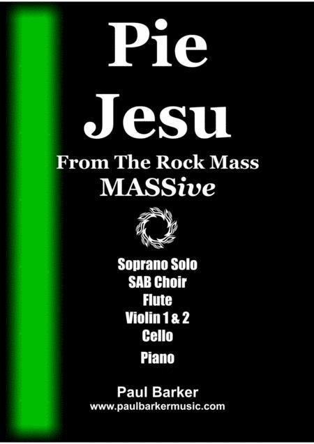 Pie Jesu (Score and Parts)