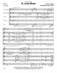 St. Louis Blues - Full Score
