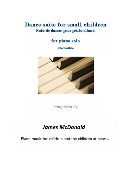 Dance suite for small children - complete