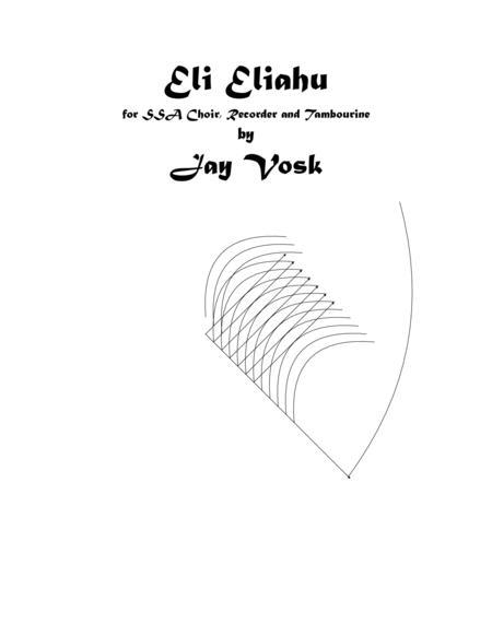 Eli Eliahu