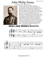 JOhn Philip Sousa For Begginer Pianist