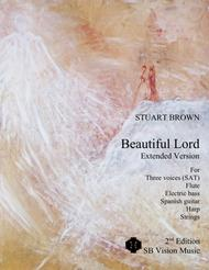 Beautiful Lord vocal score