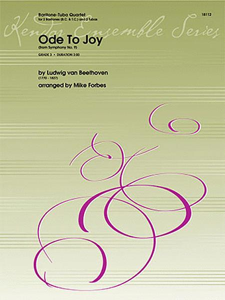 Ode To Joy (from Symphony No. 9)