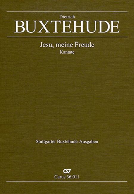 Jesu, my possession (Jesu, thou my pleasure)