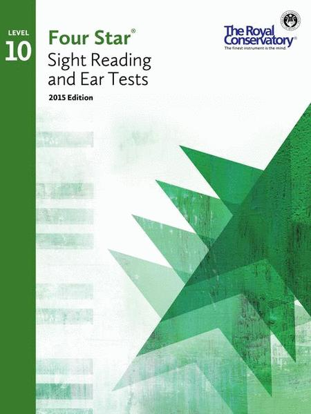 Four Star Sight Reading and Ear Tests Level 10