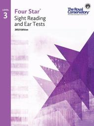 Four Star Sight Reading and Ear Tests Level 3