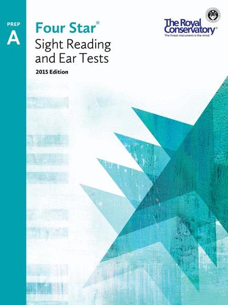 Four Star Sight Reading and Ear Tests Preparatory A