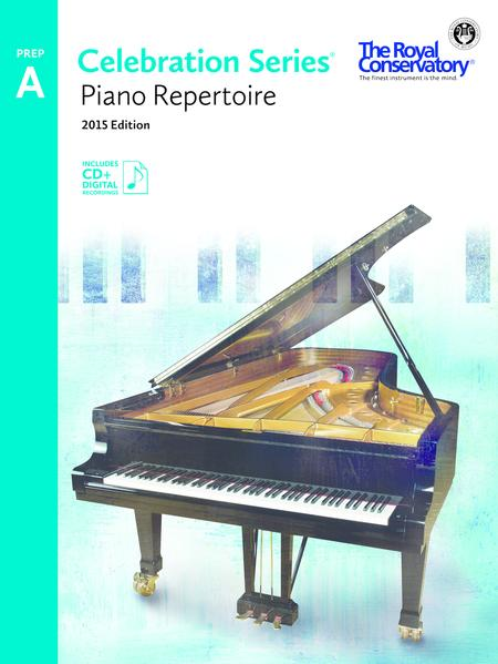 Preparatory A Piano Repertoire