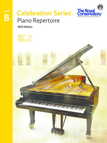 Preparatory B Piano Repertoire