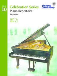 Celebration Series: Piano Repertoire 10
