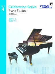 Piano Etudes 4
