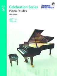 Piano Etudes 5