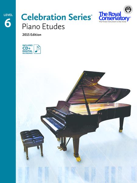 Celebration Series: Piano Etudes 6