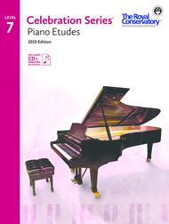 Celebration Series: Piano Etudes 7