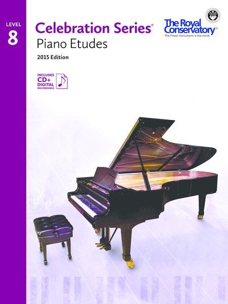 Piano Etudes 8