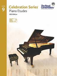 Piano Etudes 9