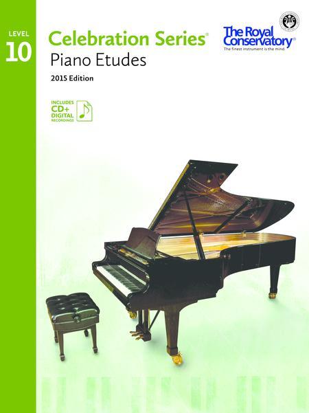 Piano Etudes 10