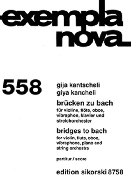 Bridges to Bach