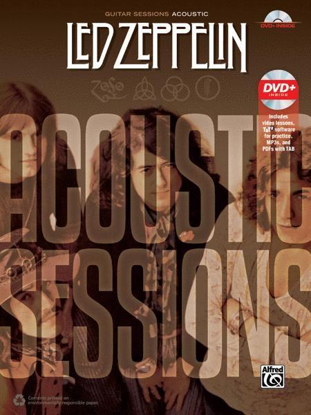 Guitar Sessions -- Led Zeppelin Acoustic
