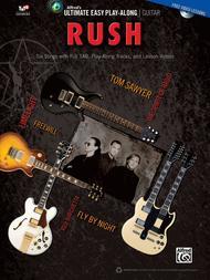 Ultimate Easy Guitar Play-Along -- Rush